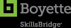 Boyette SkillsBridge